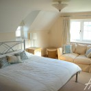 Interiors of exclusive development in Dorset